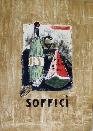 Litografia Soffici - Frontespizio