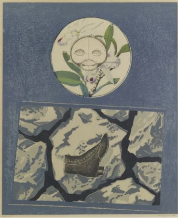 Litografia Ernst - Fruits défendus
