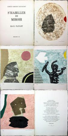 Libro Illustrato Papart - G. Ribement Dessaigne : S 'HABILLER EN MIROIR (1977)