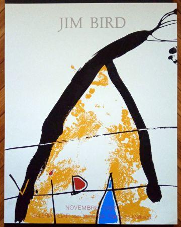 Manifesti Bird - Galeria Altair 1983