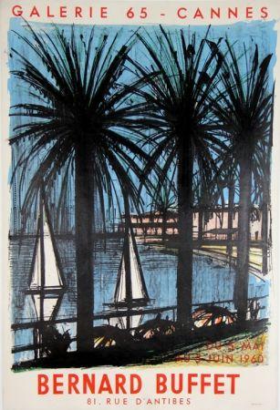 Litografia Buffet - Galerie 65 Cannes