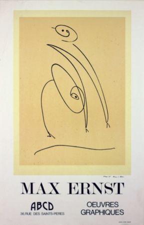 Litografia Ernst - Galerie A B C D