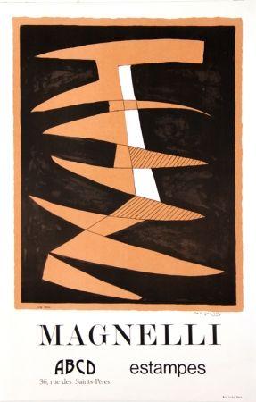 Litografia Magnelli - Galerie ABCD