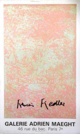 Litografia Fiedler - Galerie Adrien Maeght