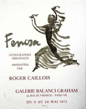 Litografia Fenosa - Galerie Balanci Graham