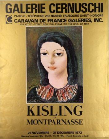 Non Tecnico Kisling - Galerie Cernuschi