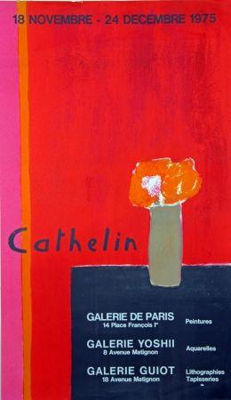 Litografia Cathelin - Galerie de Paris
