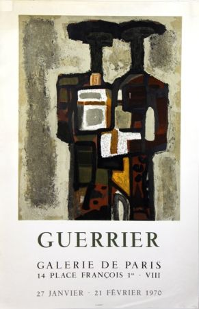 Litografia Guerrier - Galerie de Paris