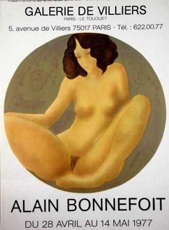 Litografia Bonnefoit - Galerie de Villiers