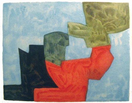 Libro Illustrato Poliakoff - Galerie der Spiegel