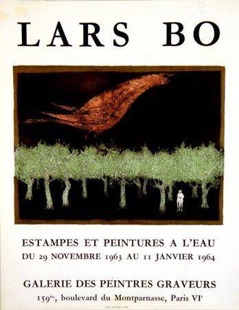 Litografia Bo - Galerie des Peintres Graveurs