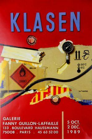 Offset Klasen - Galerie Fanny Guillon Lafaille