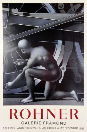 Manifesti Rohner - Galerie Framond