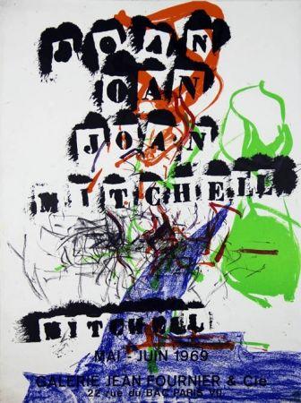 Litografia Mitchell - Galerie Jean Fournier