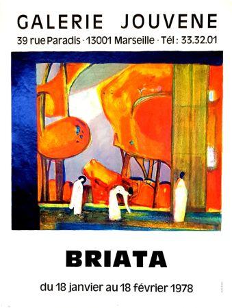 Offset Briata - Galerie Jouvene