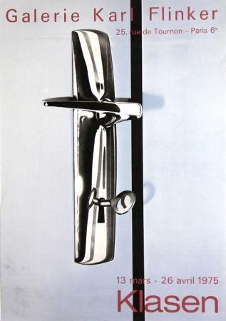 Offset Klasen - Galerie Karl Finkler