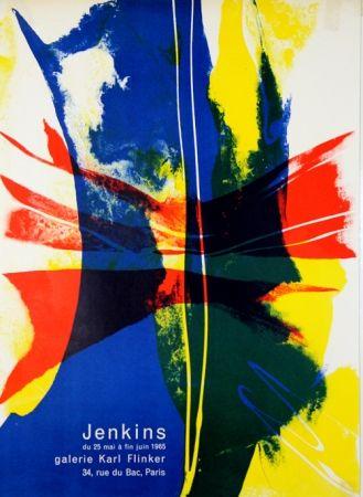 Litografia Jenkins - Galerie Karl Flinker