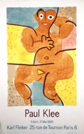 Litografia Klee - Galerie Karl Flinker