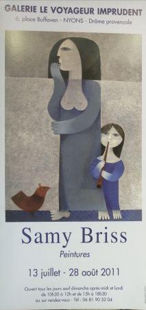 Manifesti Briss - Galerie Le Voyageur imprudent