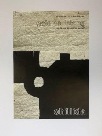 Manifesti Chillida - Galerie lelong