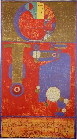 Litografia Courtin - Galerie L'Oeil