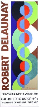 Litografia Delaunay - Galerie Louis  Carré