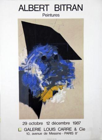 Litografia Bitran - Galerie Louis Carre