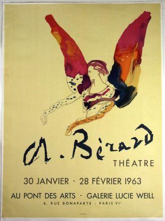 Litografia Berard - Galerie Lucie Weil