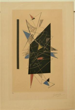 Litografia Severini - Galerie Lucie Weill