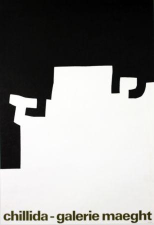 Litografia Chillida - Galerie Maeght