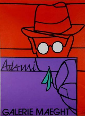 Litografia Adami - Galerie Maeght