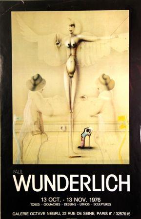 Offset Wunderlich - Galerie Octave Negru
