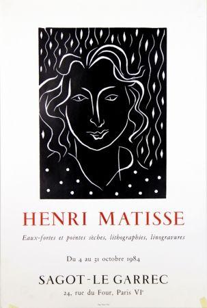 Serigrafia Matisse - Galerie Sagot Le Garrec