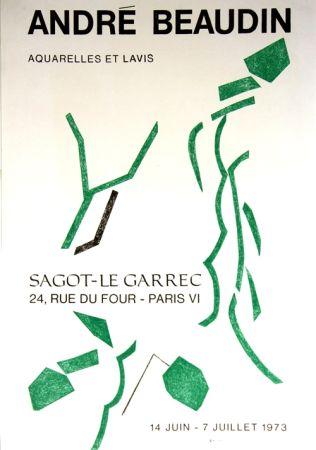 Litografia Beaudin - Galerie Sagot le Garrec
