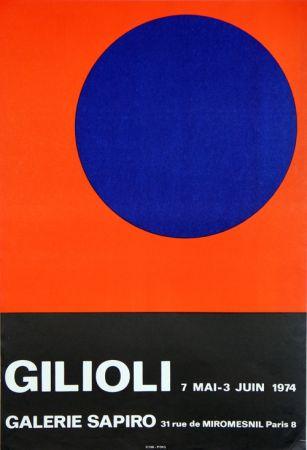 Litografia Gilioli - Galerie Sapiro