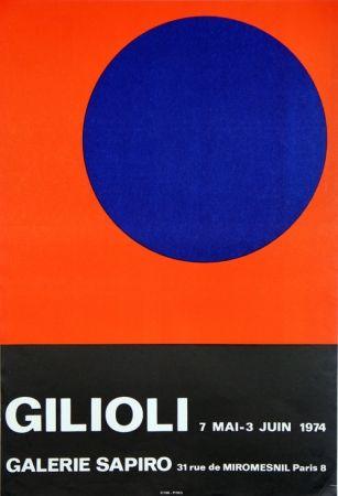 Manifesti Gilioli - Galerie Sapiro
