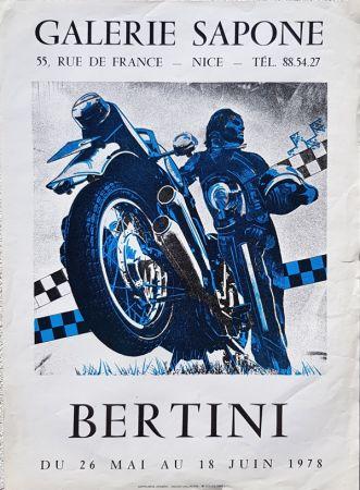 Litografia Bertini - Galerie  Sapone