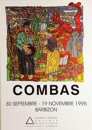 Serigrafia Combas - Galerie Suzane Tarasieve