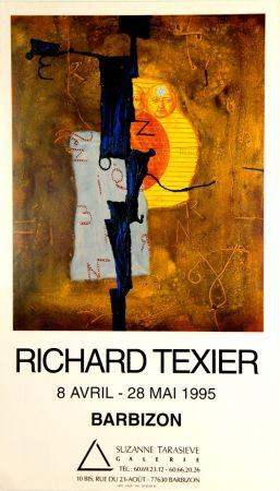 Offset Texier - Galerie Suzanne Tarasieve