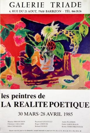 Offset Cavailles - Galerie Triade