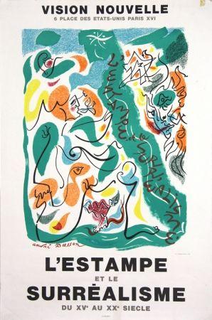 Litografia Masson - Galerie Vision Nouvelle