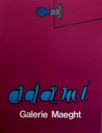 Litografia Adami - Gallery Maeght