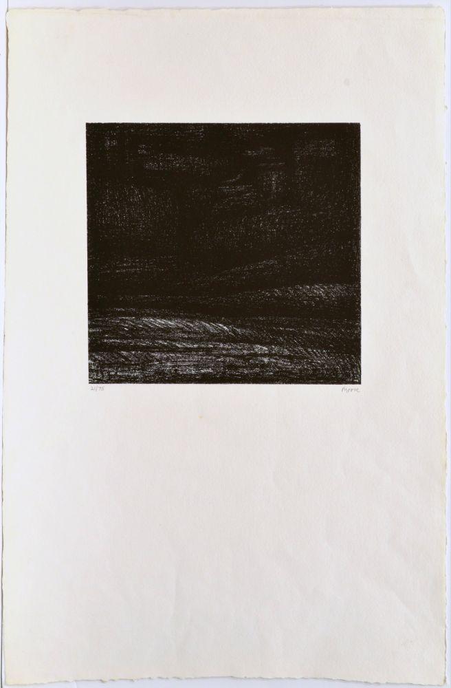 Litografia Moore - Garsdale
