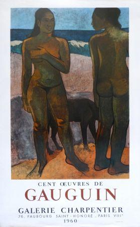 Litografia Gauguin - Gauguin - Galerie Charpentier