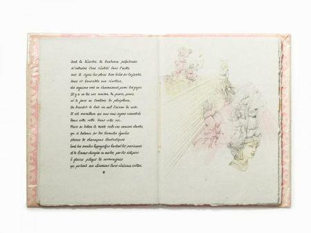 Libro Illustrato Bellmer - Georges Hugnet : OEILLADES CISELÉES EN BRANCHE (1939).