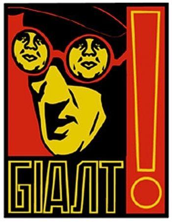 Serigrafia Fairey - Glasses