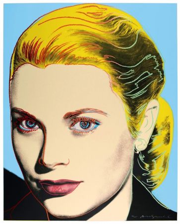 Serigrafia Warhol - Grace Kelly (FS II.305)