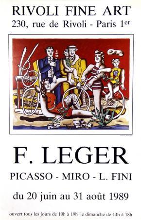 Offset Leger - Grand Palais