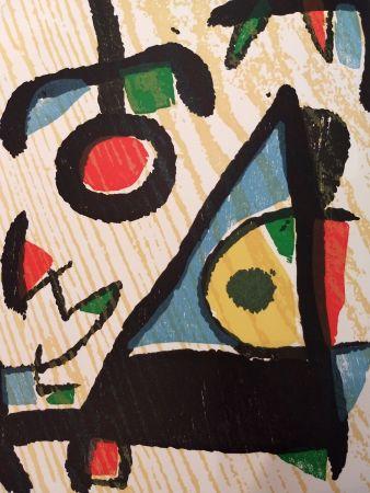 Libro Illustrato Miró - Graveur 2