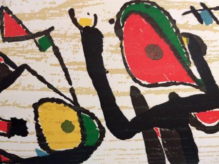 Libro Illustrato Miró - Graveur 3